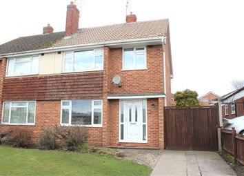 Thumbnail 3 bed semi-detached house for sale in Northumberland Avenue, Nuneaton, Warwickshire