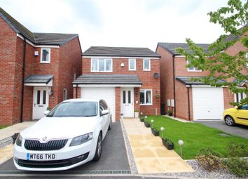 Thumbnail 3 bed detached house for sale in Gadwall Croft, Newcastle-Under-Lyme