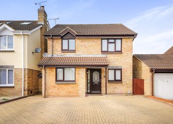 Thumbnail 3 bed detached house for sale in Keycroft Copse, Peatmoor, Swindon