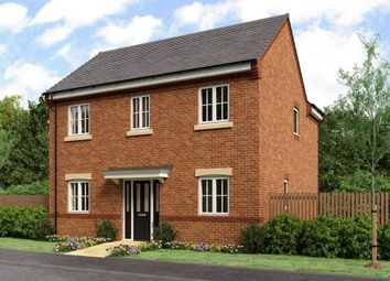 "Thumbnail 4 bed detached house for sale in ""The Wells"" at Buttercup Gardens, Blyth"