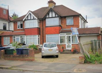 Thumbnail 4 bed semi-detached house for sale in Ellesmere Avenue, London- 4 Bedroom, Recently Extended, Semi Detached House