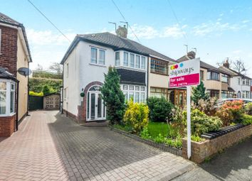 Thumbnail 3 bedroom semi-detached house for sale in Lindley Avenue, Tipton, West Midlands