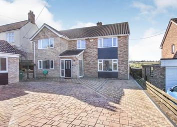Thumbnail 4 bed detached house for sale in Hamshill, Coaley, Dursley, Gloucestershire