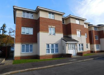 Thumbnail 2 bed flat to rent in Woodhouse Close, Rhodesia, Worksop