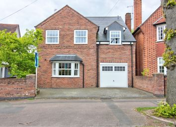 Thumbnail 5 bed detached house for sale in Letchworth Road, Western Park, Leicester