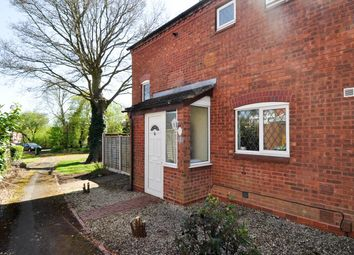 Thumbnail 3 bed end terrace house for sale in Lightoak Close, Walkwood, Redditch