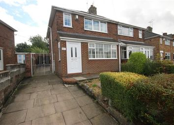 Thumbnail 2 bed semi-detached house to rent in Ian Road, New Chapel, Stoke-On-Trent