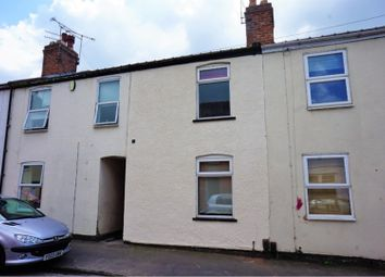 Thumbnail 3 bed terraced house for sale in Manby Street, Lincoln