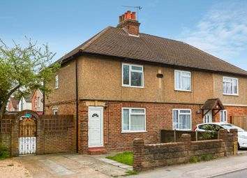 Thumbnail 2 bed semi-detached house for sale in Powder Mill Lane, Tunbridge Wells