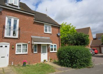 Thumbnail 2 bed end terrace house for sale in Redshank Way, Hampton Vale, Peterborough