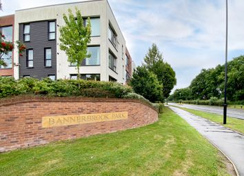 Thumbnail 3 bed flat for sale in Monticello Way, Coventry