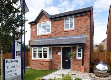 Thumbnail 3 bed detached house for sale in Salisbury Road, Radcliffe