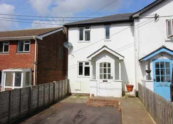 Thumbnail 1 bed end terrace house to rent in Tichborne Down, Alresford