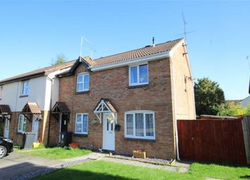 Thumbnail 3 bed terraced house for sale in Tamworth Drive, Ramleaze, Swindon