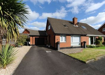 Thumbnail 2 bed semi-detached house for sale in Hanwood Avenue, Dundonald