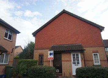 Thumbnail 1 bedroom semi-detached house to rent in Pettingrew Close, Walnut Tree, Milton Keynes