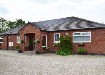 Thumbnail 3 bed detached bungalow for sale in Saughall Road, Blacon, Chester