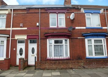 Thumbnail 2 bedroom terraced house for sale in Thornville Road, Hartlepool