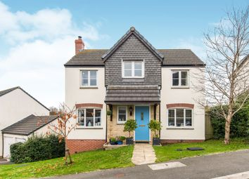 Thumbnail 4 bed detached house for sale in Cherry Tree Road, Axminster
