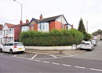 Thumbnail 3 bed semi-detached house for sale in Rostherne Avenue, Manchester