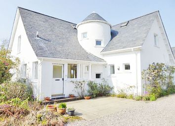Thumbnail 4 bed detached house for sale in Spindrift, Arivegaig, Acharacle PH364Le
