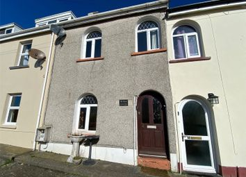 Thumbnail 2 bed terraced house for sale in Concrete Cottages, Vicary Crescent, Milford Haven