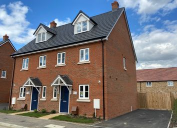 3 bed end terrace house for sale in Westbere Edge, Bredlands Lane, Westbere, Canterbury CT2