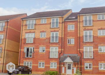 Thumbnail 2 bed flat for sale in Everside Close, Worsley, Manchester