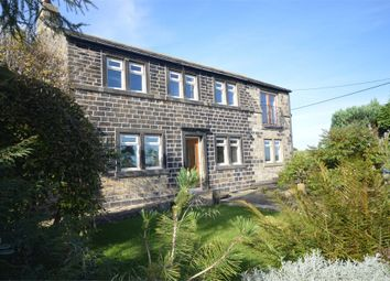 Thumbnail 3 bed detached house for sale in Greenside, Lower Cumberworth, Huddersfield, West Yorkshire
