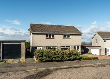 Thumbnail 2 bedroom semi-detached house for sale in Currievale Drive, Currie, Edinburgh