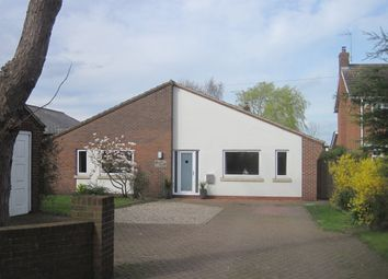 Thumbnail 4 bed detached bungalow for sale in Brackenhill Road, Haxey, Doncaster, South Yorkshire