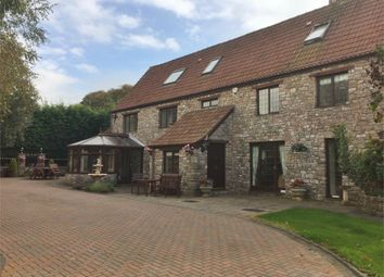 Thumbnail 4 bed barn conversion for sale in The Court Barn, Manor Farm, Crick, Monmouthshire