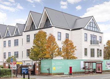 Thumbnail 2 bed flat for sale in One Twenty, 120 Bridge Road, Chertsey, Surrey