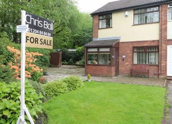 Thumbnail 3 bedroom terraced house for sale in Thornhill Close, Bolton