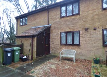 Thumbnail 1 bedroom maisonette to rent in Tresillian Gardens, West End, Southampton