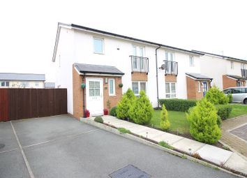 Thumbnail 3 bed semi-detached house for sale in Pennycress Drive, Liverpool, Merseyside