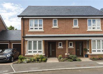 3 bed semi-detached house for sale in Teaseltun, Fleet, Hampshire GU51