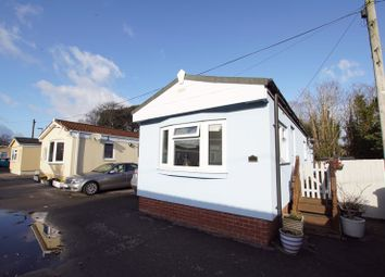 1 bed detached house for sale in Stokes Bay Mobile Home Park, Stokes Bay Road, Gosport PO12