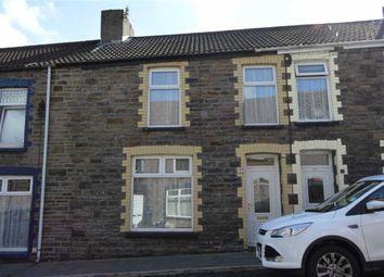 Thumbnail 3 bed terraced house for sale in Fox Street, Treharris, Merthyr Tydfil