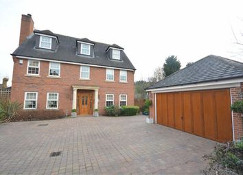 Thumbnail 5 bedroom detached house for sale in Kingswood Place, Littleover, Derby