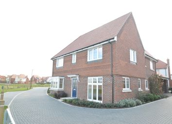 Thumbnail 4 bed detached house to rent in Goldfinch Drive, Finberry, Ashford