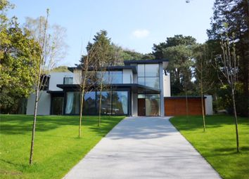 Thumbnail 5 bedroom detached house for sale in Bury Road, Branksome Park, Poole