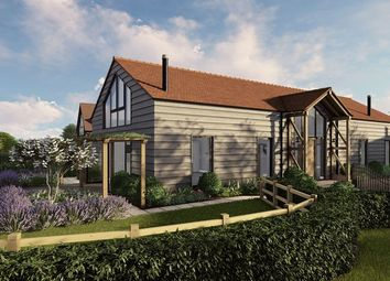 Thumbnail 4 bed detached house for sale in Meadow Barn, Pitt Lane, Frensham