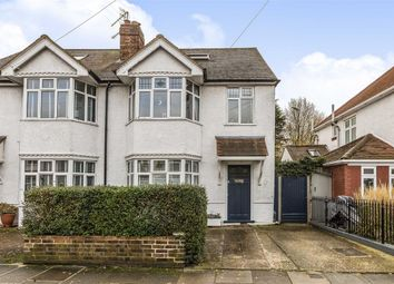 Thumbnail 4 bed property for sale in Chudleigh Road, Twickenham