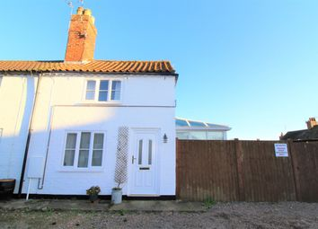 Thumbnail 1 bed end terrace house for sale in Simpson Street, Spilsby