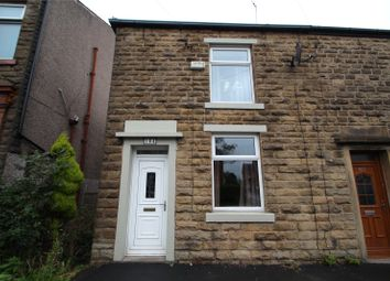 Thumbnail 2 bed end terrace house for sale in Shawclough Road, Shawclough, Rochdale, Greater Manchester