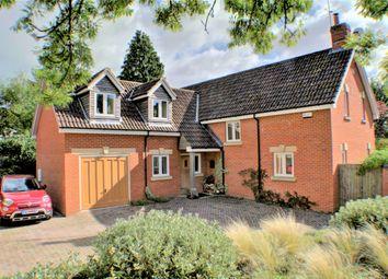 Thumbnail 4 bed detached house for sale in Oak Lane, Easterton, Devizes