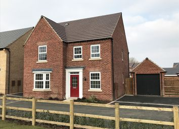 "Thumbnail 4 bed detached house for sale in ""Holden"" at The Long Shoot, Nuneaton"
