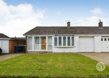 Thumbnail 2 bed semi-detached bungalow for sale in Hob Green, Mellor, Blackburn, Lancashire