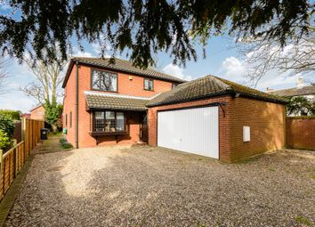 Thumbnail 4 bed detached house for sale in Station Road, Potter Heigham